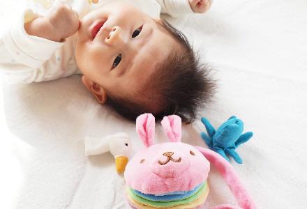 赤ん坊の写真